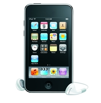 MP3-Player Apple iPod touch im Test
