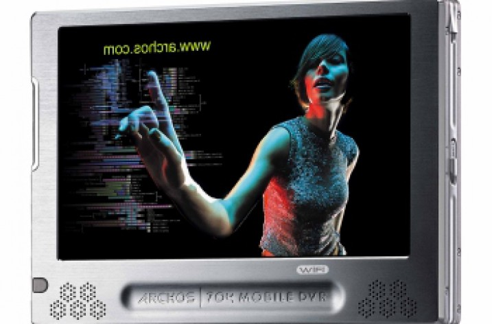 Archos 704 WiFi MP3-Player