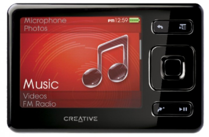 Creative ZEN MP3-Player