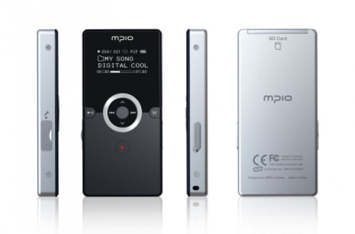 MPIO FY-800 MP3-Player