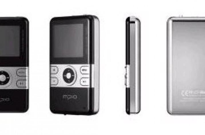 MPIO HD-400 MP3-Player