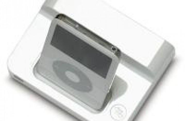 SILEX wiDock Wireless Dock für iPod