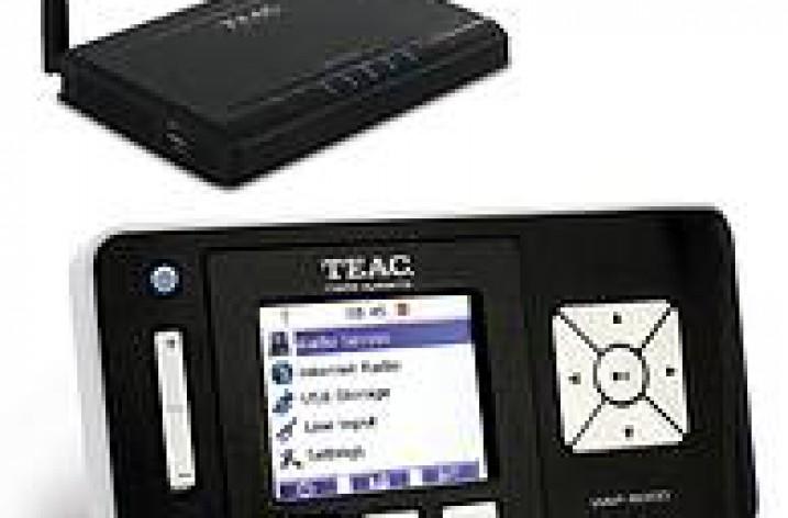 TEAC WAP-5000 Wireless Audio Player