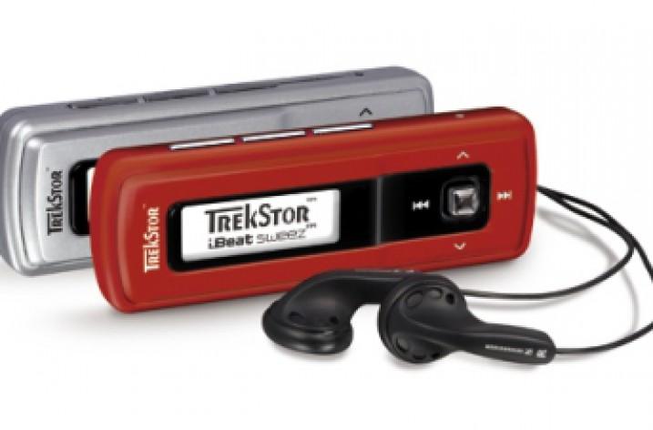 Trekstor i.Beat sweez MP3-Player