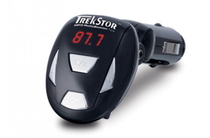 TrekStor f.ox FM-Transmitter