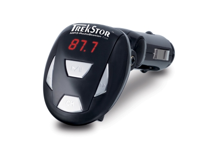 TrekStor f.ox FM-Transmitter im Test