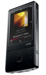 MP4-Player iRiver E 100 im Test
