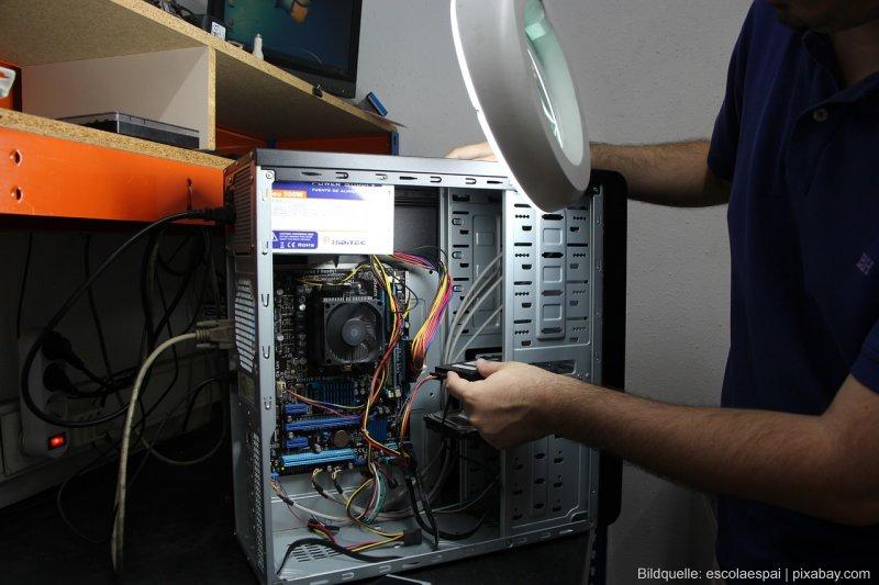 Worauf sollten Sie beim Zusammenstellen eines PC achten