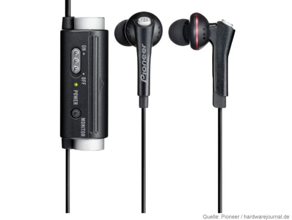 pioneer se nc31c in ear kopfh rer im test review. Black Bedroom Furniture Sets. Home Design Ideas
