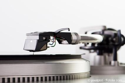Schallplatten digitaliseren