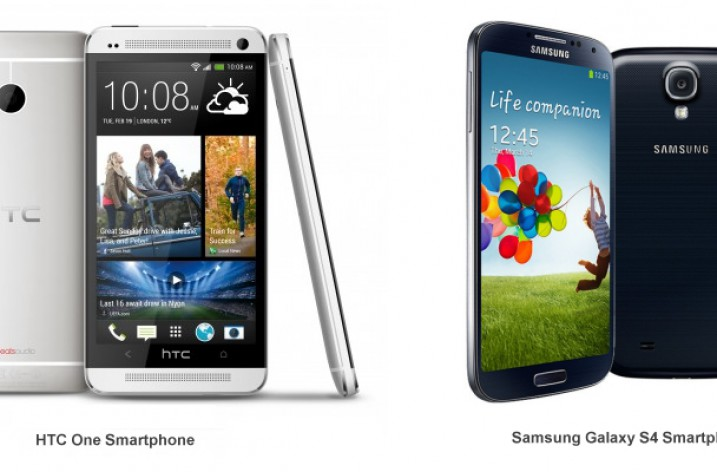 Unsere Top-5 Smartphones 2013