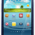 Samsung Galaxy S3 Smartphone mit Android Software