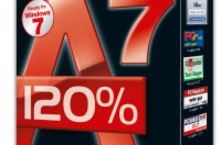 Alcohol 120% Version 7 – Brennsoftware