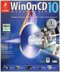 Brennsoftware WinOnCD 10 im Test.