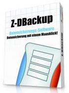 Z-DBackup ist eine Backup Software für Windows
