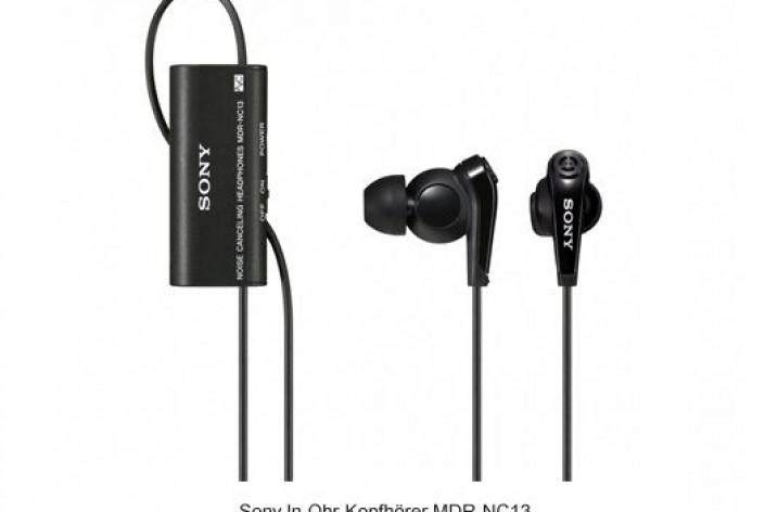Sony In-Ear-Kopfhörer MDR-NC13