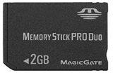 Speicherkarte Memory Stick