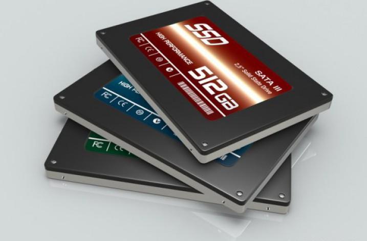 SSD–Festplatten: Technik kurz erklärt