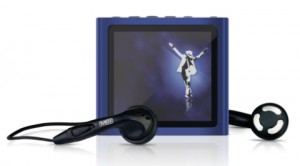 Sweex Optimuo MP4 Player Blue 4 GB