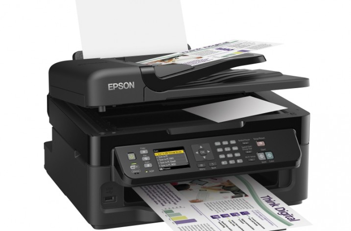 Epson WorkForce WF-2540WF Multifunktionsgerät im Test Review