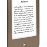 Der E-Book-Reader Tolino Shine im Test.